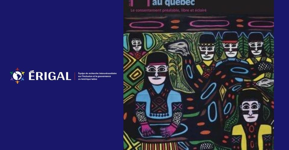 Françoise Montambeault and Priscylla Joca co-publish an article on FPIC and Indigenous Consultation Protocols in Brazil